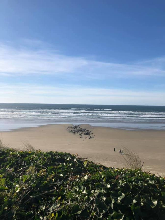 Oregon Coast Beach