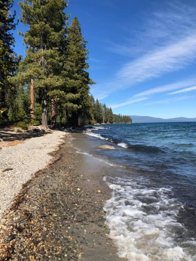 Tahoe Shore